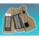 Lakeland 00055 Vest Accessories for Chemical Suits - Poly Cotton