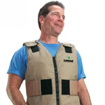 Lakeland 00058 Vest Accessories for Chemical Suits - Nomex