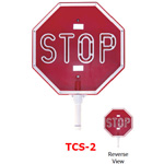 Star TCS-2 LED Stop/Stop Traffic Control Signs