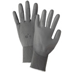 WestChester 713SUCG Palm Coated Gray Nylon Gloves