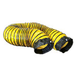 "Schaefer Americ AM-DP0825 8""x25' Duct with Ratchet Strap 1 PK"