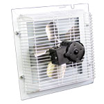 "Schaefer SFT-1200 12"" Direct Drive Shutter Style Exhaust Fan 1 PK"