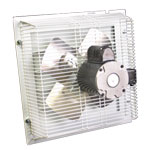 "Schaefer SFT-1600 16"" Direct Drive Shutter Style Exhaust Fan 1 PK"