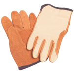CPA Chain Saw Gloves Leather Kevlar