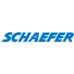 "Schaefer GFB-573P 57-1/4"" Galvanized Fan Blade, 3-Wing, 1"" Bore, 33 Degree Pitch 1 PK"