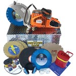 SuperMega Rescue Saw Kits K-12 FD Husqvarna Team