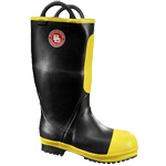 Black Diamond 699-9451 Rubber Firefighter Boots