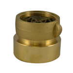 South Park SDF3320AB 4 NPT F X 4 NST LH SWIVEL Swivel Couplings withou