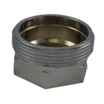 South Park HFM3418MC 2.5 NPT F X 2.5 CT M Female to Male Couplings Hex