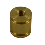 South Park DV72-5 BRASS FINISH SPOOL Drain Valve Parts