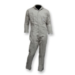 Chicago Protective 605-USK 7 oz Khaki Ultra Soft® Coverall
