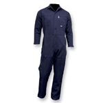 Chicago Protective 605-USN 9 oz Navy Ultra Soft® Coverall