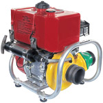 Marine Dewatering Portable Pumps 2BE 6.5H