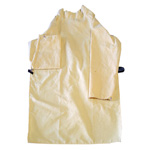 "Chicago Protective 564-KTW-40 40"" Kevlar® Twill Open Back Coat"