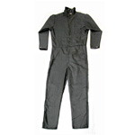Chicago Protective 605-CX11 Black CarbonX® Coverall