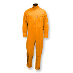 Chicago Protective 605-IND-O Orange Indura® Coverall