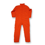 Chicago Protective 605-NMX-4.5-O Orange Nomex® IIIA Coverall