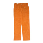 Chicago Protective 606-CL Domestic Rust Split Leather Pants