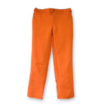 Chicago Protective 606-OW315 Orange Whipcord Pants