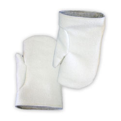"Chicago Protective 171-Z 11"" Zetex® Single Layer High Heat Mittens"