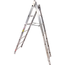 Fire Ladders Aluminum Combination Duo Safety