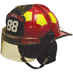 Bullard USTM Traditional Fire Helmets