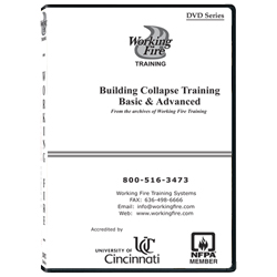 Building Collapse Rescue Training Basic and Advanced