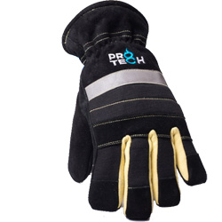 Pro-Tech 8 Fusion Pro PT8-LC Structural Fire Gloves Long Cuff NFPA