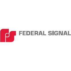 Federal Signal 220TM-AG SPIRE 200, TALL, AMBER/GREEN, MAGMT