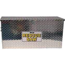 Aluminum Full Size Case for Fire Rescue Saws